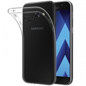 Ультратонкий силиконовый чехол  для Samsung Galaxy A5 2017 (A520F)