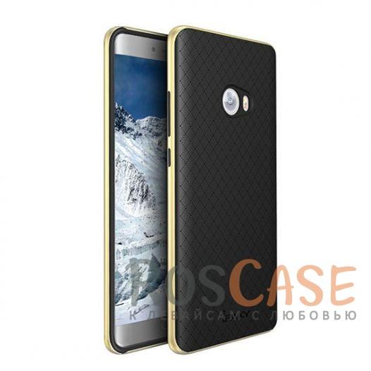 Чехол iPaky TPU+PC для Xiaomi Mi Note 2 (Черный / Золотой)Описание:разработан специально для Xiaomi Mi Note 2;бренд - iPaky;материал - поликарбонат, термополиуретан;тип - накладка.<br><br>Тип: Чехол<br>Бренд: Epik<br>Материал: TPU