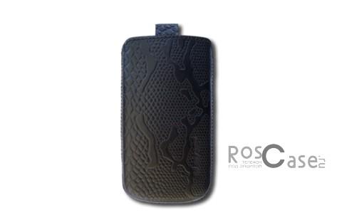 Фото кожаного чехла Mavis Classic PYTHON для Samsung Galaxy S3 i9300
