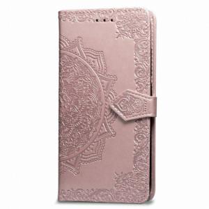 Кожаный чехол (книжка) Art Case с визитницей для Xiaomi Redmi Note 7 / Note 7 Pro / Note 7s