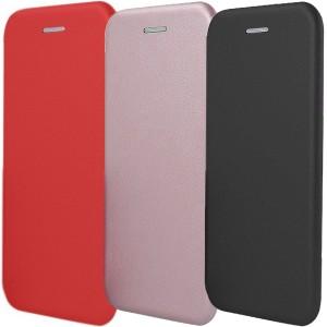 Open Color | Чехол-книжка для Xiaomi Redmi 6 с функцией подставки и магнитом