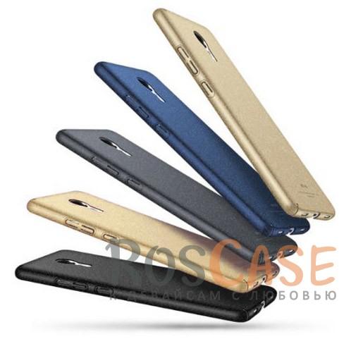 Тонкий матовый защитный чехол из пластика Msvii Quicksand с антискользящим покрытием для Meizu M3 NoteОписание:производитель - Msvii;совместим с Meizu M3 Note;материал  -  пластик;тип  -  накладка.&amp;nbsp;Особенности:матовая поверхность;имеет все разъемы;тонкий дизайн не увеличивает габариты;накладка не скользит;защищает от ударов и царапин;износостойкая.<br><br>Тип: Чехол<br>Бренд: MSVII<br>Материал: Пластик
