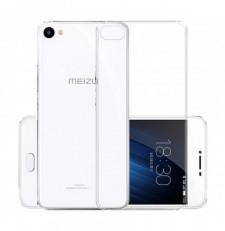 Ультратонкий силиконовый чехол для Meizu U10