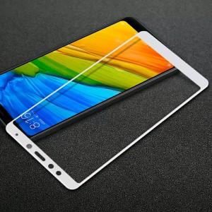 Artis 2.5D | Цветное защитное стекло на весь экран  для Xiaomi Redmi Note 5 (SC)