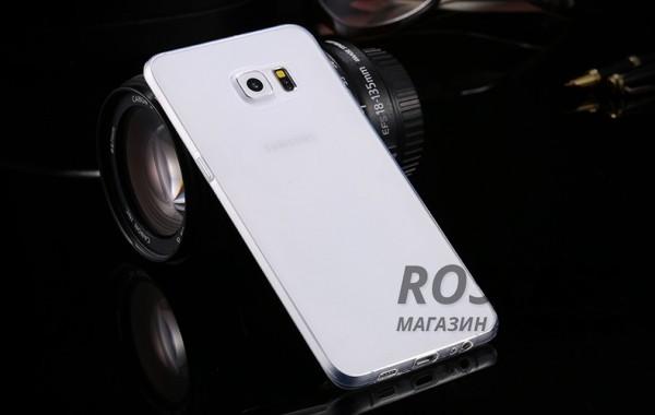 Ультратонкий силиконовый чехол Ultrathin 0,33mm для Samsung Galaxy S6 Edge Plus (Бесцветный (прозрачный))Описание:бренд:&amp;nbsp;Epik;совместим с Samsung Galaxy S6 Edge Plus;материал: термополиуретан;тип: накладка.&amp;nbsp;Особенности:ультратонкий дизайн - 0,33 мм;прозрачный;эластичный и гибкий;надежно фиксируется;все функциональные вырезы в наличии.<br><br>Тип: Чехол<br>Бренд: Epik<br>Материал: TPU