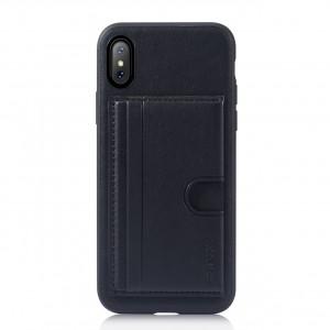"ROCK Cana | Чехол для Apple iPhone X (5.8"")/XS (5.8"") с внешним карманом для визиток"