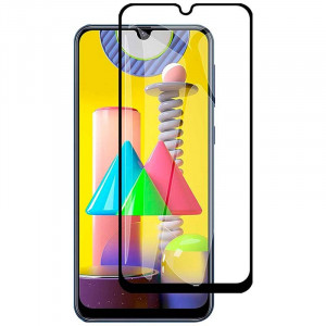 Защитное стекло 5D Full Cover для Samsung Galaxy M31