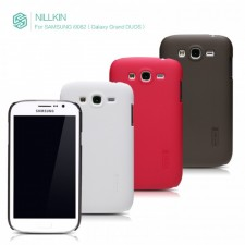 фотография Матовый чехол Nillkin Super Frosted Shield для Samsung i9060/i9082 Galaxy Grand Neo/ Grand Duos (+ пленка)