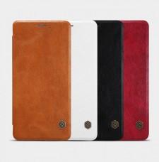Nillkin Qin натур. кожа | Чехол-книжка для OnePlus 3 / OnePlus 3T
