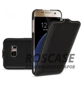 Кожаный чехол (флип) TETDED для Samsung G930F Galaxy S7 (Черный / Black)Описание:компания-производитель  - &amp;nbsp;TETDED;совместимость - Samsung G930F Galaxy S7;материал  -  натуральная кожа;тип  -  флип.&amp;nbsp;Особенности:имеет все функциональные вырезы;легко устанавливается и снимается;тонкий дизайн;защищает от механических повреждений;не выцветает.<br><br>Тип: Чехол<br>Бренд: TETDED<br>Материал: Натуральная кожа