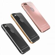 "LUPHIE Metal Frame | Металлический бампер для Apple iPhone 6/6s (4.7"") с глянцевой панелью"