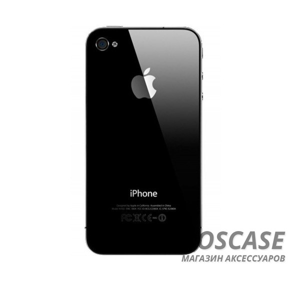 фото защитное стекло Ultra Tempered Glass 0.33mm (H+) для Apple iPhone 4/4S (на заднюю панель)
