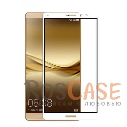 Защитное стекло CP+ на весь экран (цветное) для Huawei Mate 8 (Белый)Описание:компания&amp;nbsp;Epik;совместимо с Huawei Mate 8;материал: закаленное стекло;тип: защитное стекло на экран.Особенности:полностью закрывает дисплей;толщина - 0,3 мм;цветная рамка;прочность 9H;покрытие анти-отпечатки;защита от ударов и царапин.<br><br>Тип: Защитное стекло<br>Бренд: Epik