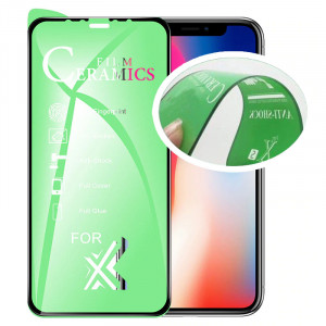 Гибкое защитное стекло Ceramics для  iPhone 11 Pro Max