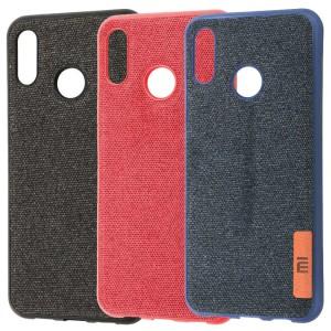 Label Textile | Ультратонкий чехол для Xiaomi Redmi S2 с текстильным покрытием
