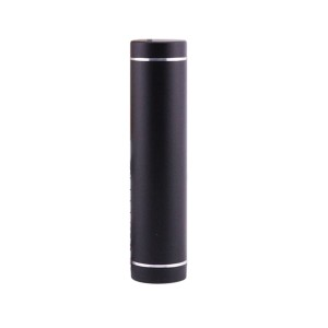Портативное зарядное устройство Power Bank (Металлический Цилиндр) (2600mAh)