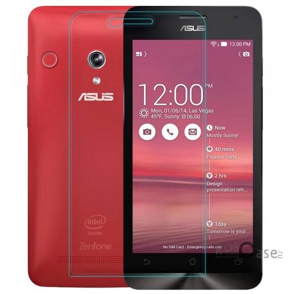 Антибликовое защитное стекло с олеофобным покрытием анти-отпечатки для Asus Zenfone 5 (A501CG)Описание:бренд-производитель:&amp;nbsp;Nillkin;совместимость: Asus Zenfone 5&amp;nbsp;(A501CG);материал: закаленное стекло;тип: стекло.&amp;nbsp;Особенности:имеются все функциональные вырезы;антибликовое покрытие;твердость 9H;не влияет на чувствительность сенсора;легко очищается;толщина - &amp;nbsp;0,3 мм;анти-отпечатки.<br><br>Тип: Защитное стекло<br>Бренд: Nillkin