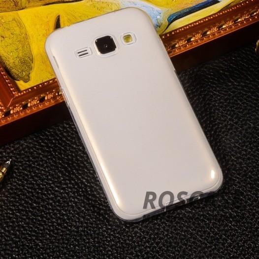 TPU чехол Ultrathin Series 0,33mm для Samsung Galaxy J1 Duos SM-J100Описание:изготовлен компанией&amp;nbsp;Epik;разработан для Samsung Galaxy J1 Duos SM-J100;материал: термополиуретан;тип: накладка.&amp;nbsp;Особенности:толщина накладки - 0,33 мм;прозрачный;эластичный;надежно фиксируется;есть все функциональные вырезы.<br><br>Тип: Чехол<br>Бренд: Epik<br>Материал: TPU