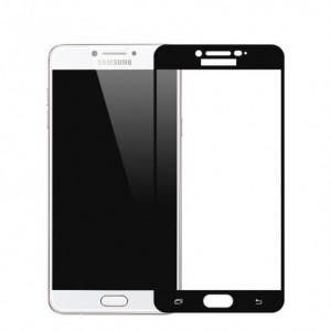 Mocolo CP+   Стекло с цветной рамкой на весь экран для Samsung Galaxy C7 Pro