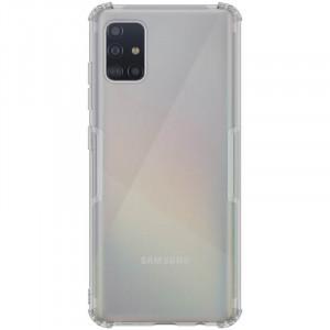 Nillkin Nature | Прозрачный силиконовый чехол  для Samsung Galaxy A51