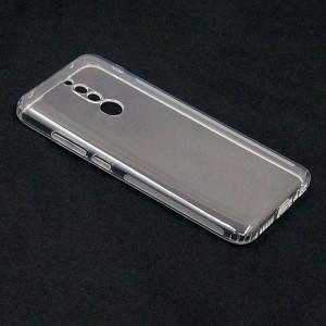 Прозрачный силиконовый чехол  для Xiaomi Redmi 8