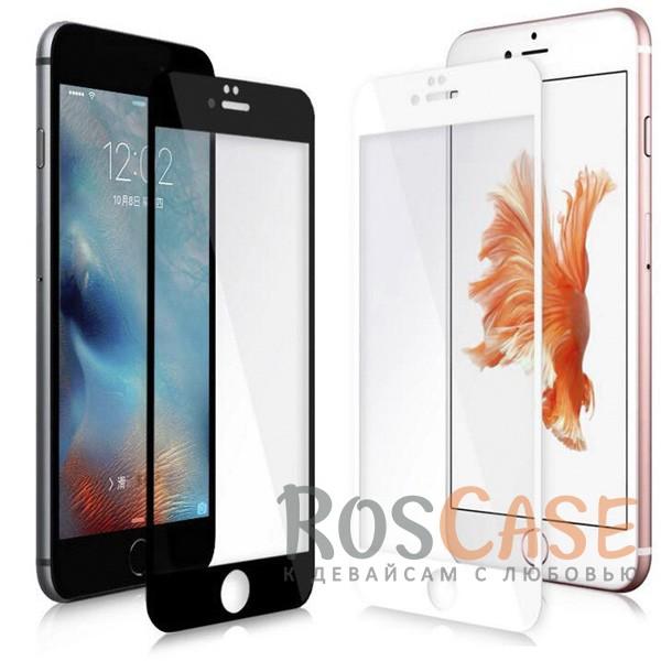 Защитное стекло CaseGuru Tempered Glass на весь экран для Apple iPhone 6/6s (4.7)<br><br>Тип: Защитное стекло<br>Бренд: CaseGuru
