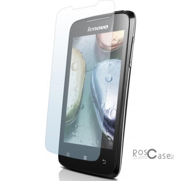 фото защитной пленки ScreenGuard для Lenovo IdeaPhone A656