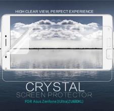 Nillkin Crystal | Прозрачная защитная пленка для Asus Zenfone 3 Ultra (ZU680KL)