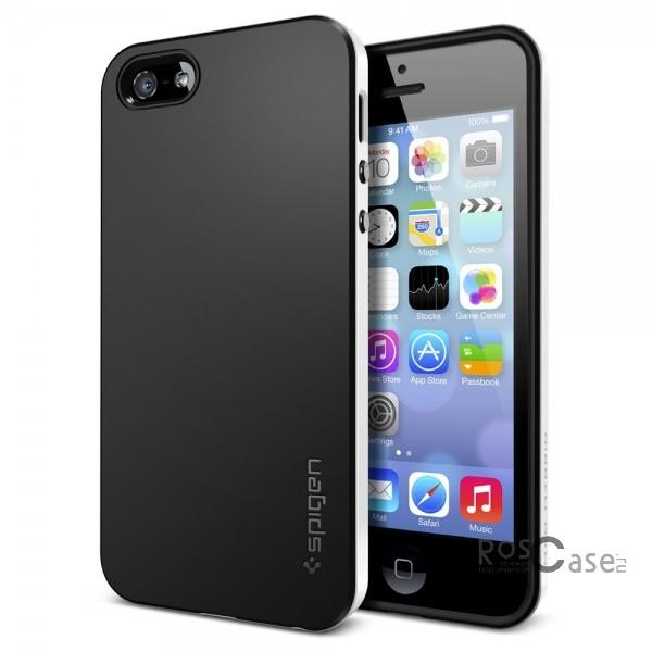 Фото чехла SGP Neo Hybrid Series для Apple iPhone 5 - вид сзади