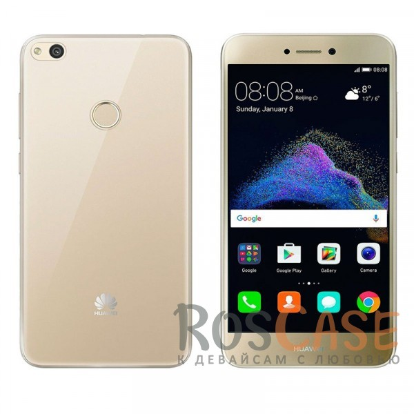 Ультратонкий силиконовый чехол Ultrathin 0,33mm для Huawei P8 Lite (2017)Описание:совместим с Huawei P8 Lite (2017);ультратонкий дизайн;материал - TPU;тип - накладка;прозрачный;защищает от ударов и царапин;гибкий.<br><br>Тип: Чехол<br>Бренд: Epik<br>Материал: TPU