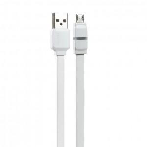 "Remax RC-029 | Плоский дата кабель с разъемом MicroUSB (100 см) для Apple iPhone 8 (4.7"")"