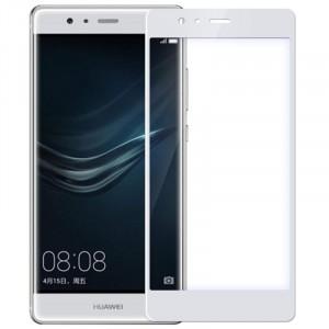 Silk Screen   Защитное стекло 2,5D для Huawei P9