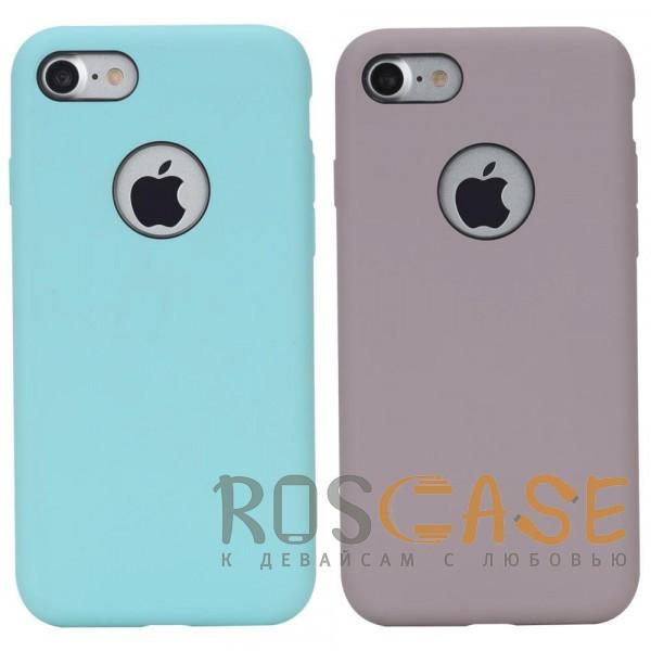 """Фото Rock Silicon   Ультратонкий чехол для Apple iPhone 7 / 8 (4.7"""") из силикона"""