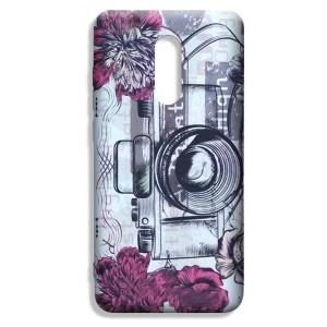 Print Story | Пластиковый чехол для Xiaomi Redmi 5 Plus / Redmi Note 5 (Single Camera) с уникальным принтом