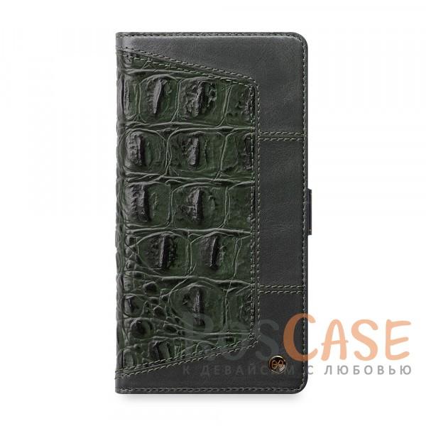 Кожаный чехол-книжка STIL Ares Series для Apple iPhone 7 (4.7) (+ карманы для визиток) (Хаки)Описание:производитель&amp;nbsp;STIL;разработан для Apple iPhone 7 (4.7);материалы - натуральная кожа,&amp;nbsp;синтетическая кожа, пластик;тип - чехол-книжка.<br><br>Тип: Чехол<br>Бренд: Stil<br>Материал: Натуральная кожа