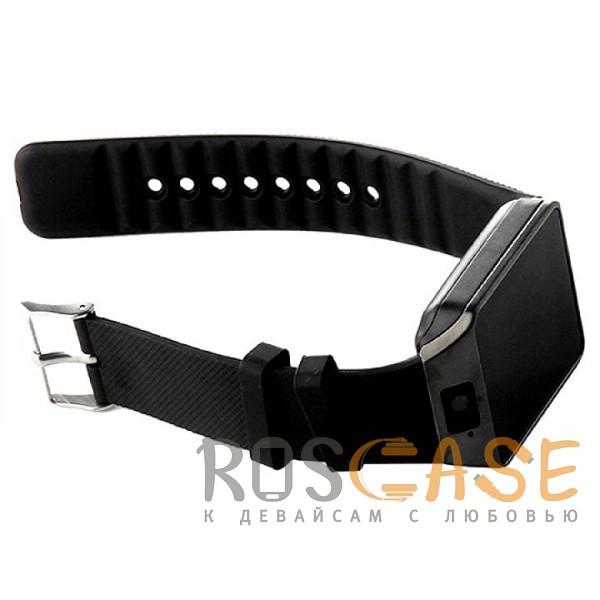 Фотография Черный Умные часы Smart Watch UWatch DZ09