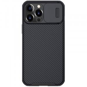 Nillkin CamShield Pro   Чехол из пластика и TPU с защитой камеры  для iPhone 13 Pro Max