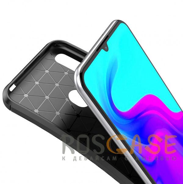 Изображение Черный TPU чехол iPaky Kaisy Series для Huawei Y6 (Pro) 2019/Honor 8A (Pro)