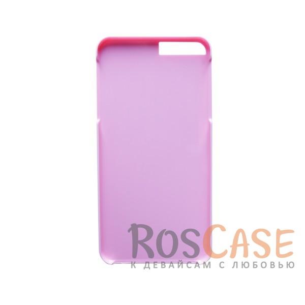 """Фотография Розовый 2 в 1! Чехол и селфи-палка для Apple iPhone 6 plus (5.5"""")  / 6s plus (5.5"""") из алюминия и ABS пластика"""