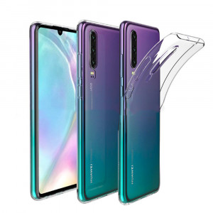 TPU чехол Ultrathin Series 0,33mm для Huawei P30
