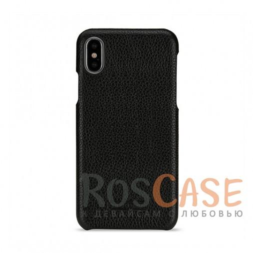Премиальный фактурный чехол-накладка TETDED из натуральной кожи для Apple iPhone X (5.8) (Черный / Black)Описание:бренд -&amp;nbsp;Tetded;разработан для Apple iPhone X (5.8);материал - натуральная кожа;предусмотрены все функциональные вырезы;тонкий дизайн;не скользит в руках;на чехле не видны отпечатки паальцев;формат - накладка.<br><br>Тип: Чехол<br>Бренд: TETDED<br>Материал: Натуральная кожа