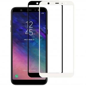 Artis 2.5D | Цветное защитное стекло на весь экран для Samsung Galaxy A6 (2018)