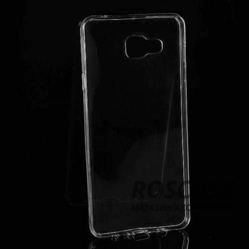 TPU чехол Ultrathin Series 0,33mm для Samsung A310F Galaxy A3 (2016) (Бесцветный (прозрачный))Описание:компания разработчик: Epik;совместимость с устройством модели: Samsung A310F Galaxy A3 (2016);материал для изготовления: термопластический полиуретан;конфигурация: накладка.Особенности:ультратонкий и прозрачный дизайн;высокий класс износоустойчивости;прекрасные амортизационные качества;имеет все необходимые вырезы для функциональных элементов.<br><br>Тип: Чехол<br>Бренд: Epik<br>Материал: TPU