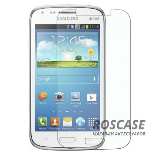 Защитное стекло Ultra Tempered Glass 0.33mm (H+) для Samsung i8262 Galaxy Core (карт. уп-вка)Описание:совместимо с устройством Samsung i8262 Galaxy Core;материал: закаленное стекло;тип: защитное стекло на экран.&amp;nbsp;Особенности:закругленные&amp;nbsp;грани стекла обеспечивают лучшую фиксацию на экране;стекло очень тонкое - 0,33 мм;отзыв сенсорных кнопок сохраняется;стекло не искажает картинку, так как абсолютно прозрачное;выдерживает удары и защищает от царапин;размеры и вырезы стекла соответствуют особенностям дисплея.<br><br>Тип: Защитное стекло<br>Бренд: Epik