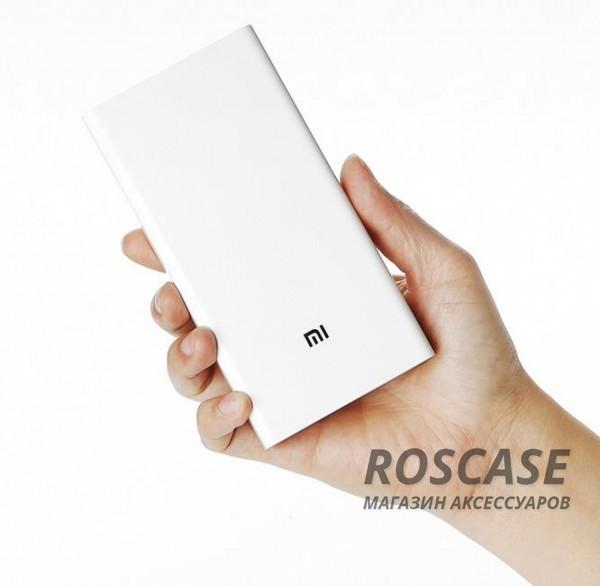Фото Портативное зарядное устройство Xiaomi Mi Power Bank 20000mAh Original (2 USB, 2.1A+1.5A)
