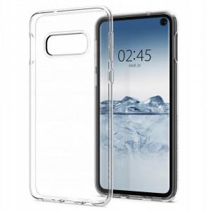 Clear Case | Прозрачный TPU чехол 2мм для Samsung Galaxy S10e