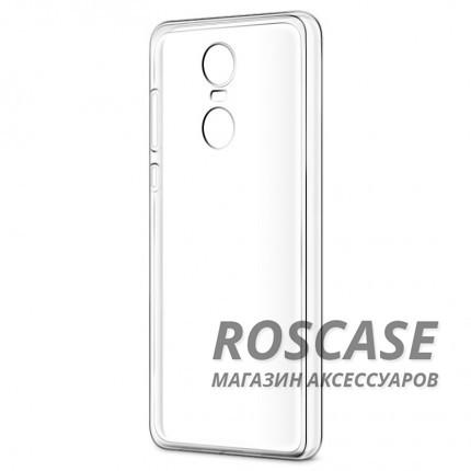 TPU чехол Ultrathin Series 0,33mm для Xiaomi Redmi Note 4Описание:бренд:&amp;nbsp;Epik;совместим с Xiaomi Redmi Note 4;материал: термополиуретан;тип: накладка.&amp;nbsp;Особенности:ультратонкий дизайн - 0,33 мм;прозрачный;эластичный и гибкий;надежно фиксируется;все функциональные вырезы в наличии.<br><br>Тип: Чехол<br>Бренд: Epik<br>Материал: TPU