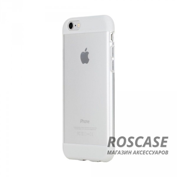 TPU+PC чехол Rock Aully Series для Apple iPhone 6/6s (4.7) (Серый / Grey)Описание:бренд производителя: Rock;произведен для смартфона Apple iPhone 6/6s;изготовлен из поликарбоната и термополиуретана;форм-фактор: накладка.Особенности:имеет функцию антискольжения и антиотпечатков;оснащен надежной системой фиксации;обладает двойной защитой;износостойкий чехол.<br><br>Тип: Чехол<br>Бренд: ROCK<br>Материал: TPU