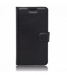 Wallet | Кожаный чехол-кошелек с внутренними карманами для Meizu M3 Note