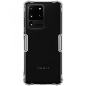 Nillkin Nature | Прозрачный силиконовый чехол  для Samsung Galaxy S20 Ultra